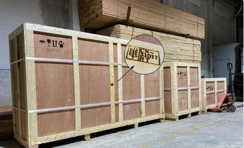 木制包装新定制